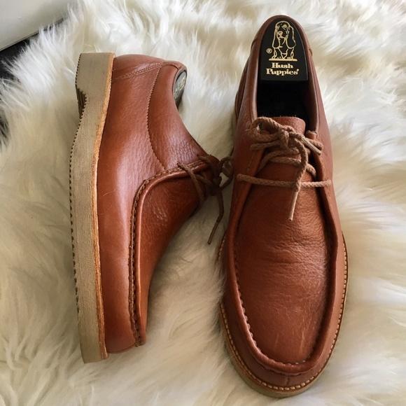 e71f2396be9fd Hush Puppies Shoes | Davenport Low Mens Leather 85w | Poshmark